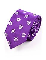 Da uomo Per tutte le stagioni Poliestere Collarini Cravatta,Con stampe