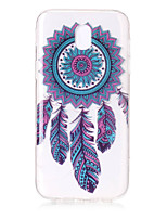 Case For Samsung Galaxy J5 (2016) J5 (2017) Phone Case TPU Material Dream Catcher Pattern HD Phone Case J3 J3 (2016)