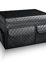 Vehicle Trunk Car Organizers For universal Leather