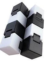 infiammare il cubo magico quadrato infinito della mano della mano del dito del cubo infinito aggiungono adhd anticorpi anti-ansia 1pc