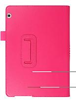 für Fallabdeckung mit Standpfeil Ganzkörper-Etui Normallack weiches PU-Leder für huawei t3 9.6 ags-w09 / l09