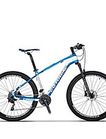 Mountain Bike Cycling 30 Speed 27.5 Inch SHIMANO M610 Disc Brake Suspension Fork Steel Frame Carbon Anti-slip Aluminium AlloyCarbon Fiber
