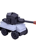Building Blocks Tank Tank Chariot Vehicles Simple Kids