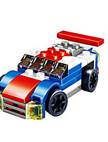 Building Blocks Toy Cars Race Car Toys Car Pieces Not Specified Gift