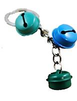 Key Chain Alloy Circular