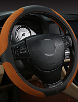 Automotive Steering Wheel Covers(Leather)For Mercedes-Benz All years C180 GLK300