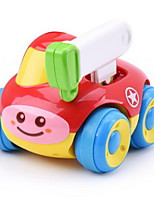 Educational Toy Pull Back Car/Inertia Car Vehicle Pull Back Vehicles Toy Cars Crane Toys Car Not Specified Pieces