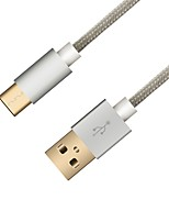 USB 2.0 Connect Cable USB 2.0 to USB 2.0 Type C Connect Cable Male - Male 1.2m(4Ft)