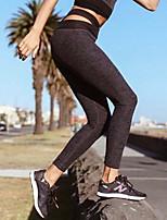 Damen Einfarbig Einfarbig Legging