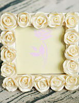 Beter Gifts® Resin Photo Frame Place Card Holder 8*8*1.8 cm DIY Party Decoration