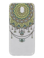 Case For Samsung Galaxy J730 J530 Case Cover Mandala Pattern TPU Material Soft Phone Case for J330 J510 J310 J3