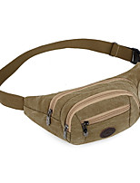 1 L Marsupi Belt Pouch Pesca Escursionismo Scalate Camminata sportiva Indossabile Cotone