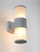 60 E26/E27 Modern/Contemporary Retro Feature for Mini StyleAmbient Light Wall Sconces Wall Light