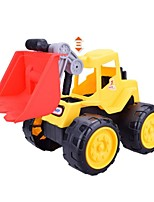 Vehicle Wheel Dozer Excavating Machinery Vehicles Simple Kids 1