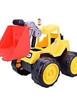 Экипаж Колесный бульдозер Игрушки Экскаватор Транспорт Простой 1 Куски