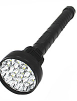 LED Flashlights/Torch LED 10000 Lumens 5 Mode LED No Portable Wearproof for Camping/Hiking/Caving Police/Military Hunting