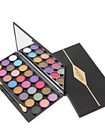 4 Lidschattenpalette Matt Schimmer Lidschatten-Palette Puder Alltag Make-up Party Make-up Cateye Makeup