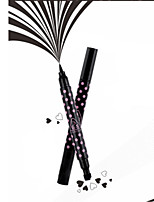 New Eyeliner Star  Heart-Shaped Patter EmbelliShment Eye Makeup Double-Sides Printing Pen 2 Patterns