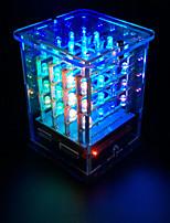 keyestudio 4*4*4 RGB LED CUBE KIT for Arduino