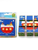 DIY KIT Building Blocks Educational Toy Jigsaw Puzzle Toys Rectangular Square Pieces Boys Girls Gift