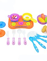 Toy Kitchen Sets Toy Foods Toys Food Boys Girls' 21 Pieces