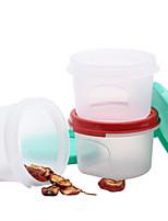 3 Kitchen Plastic Food Storage