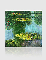 Hand-Painted Still Life Vertical Panoramic,Classic One Panel Canvas Oil Painting For Home Decoration