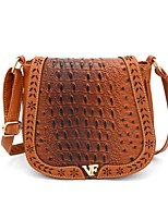 Women Bags All Seasons PU Shoulder Bag Ruffles for Casual Office & Career Black Maroon Brown Khaki