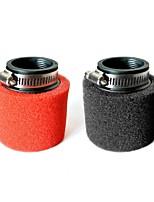 45MM Foam Air Filter For 150 160 200 250cc  Honda ATV Motocross Dirt Pit Bike