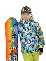 Top Terylene Abbigliamento da neve Abbigliamento invernale Sci Campeggio e hiking Sci alpino Snowboard Vestiti invernali