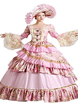 Zauberer/Hexe Prinzessin Königin Cinderella Göttin Santa Anzüge Vampire Cosplay Kostüme Halloween Weihnachten Karneval Silvester