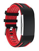 Недорогие -для фиттинга зарядка 2 браслета из силиконового ремешка умные браслеты для носки