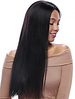 Women Human Hair Lace Wig Brazilian Human Hair 360 Frontal 130% Density With Baby Hair Straight Wig Black Short Medium Length Long For