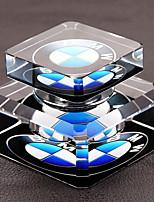 auto profumo ornamento auto logo vetro automotive purificatore d'aria