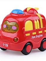 Обучающая игрушка Инерционная машинка Экипаж Машинки с инерционным механизмом Игрушечные машинки Пожарная машина Игрушки Летательный