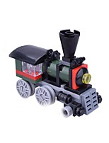 Building Blocks Toys Train Pieces Children's Gift