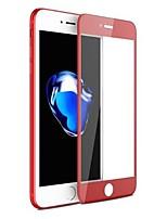 Vidrio Templado Protector de pantalla para Apple iPhone 8 Protector de Pantalla Frontal Alta definición (HD) Dureza 9H Ultra Delgado