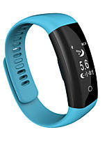 K5 Smart Health Wristband Swimming Pedometer Heart Rate and  Sleep Monitoring Elegant UI Display Design