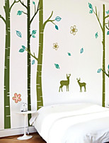 Animal Wall Stickers Plane Wall Stickers Decorative Wall Stickers,Plastic Material Home Decoration Wall Decal