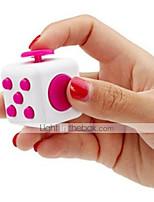 белый fidget куб палец рука магия магия сжать головоломка куб рабочий класс дом edc add adhd анти тревогой стресс reliever 1pc