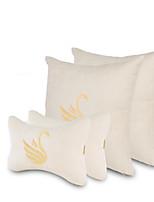 Automotive Headrest & Waist Cushion Kits For universal All years Car Headrests Fabrics
