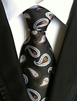 Men's Polyster Neck Tie,Pattern Jacquard All Seasons