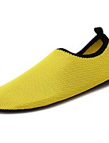 Boys' Shoes Spandex Oxford Canvas Nylon Tulle Spring Summer Comfort Flats For Casual Outdoor Blue Green Fuchsia Yellow Orange