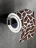 Toilet Paper Holder / Oil-rubbed Bronze Brass /Classical Archaistic