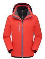 Per uomo Giacche 3-in-1 Traspirabilità Basso attrito Vestiti per Caccia Pesca Escursionismo Campeggio M L XL XXL XXXL