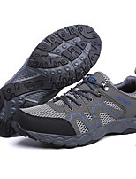 Hiking Shoes Running Shoes Mountaineer Shoes Men's Women's Anti-Slip Rain-Proof Breathability Leisure Sports Low-Top Breathable Mesh