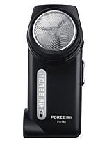 POREE PS168 Electric Shaver Razor 220V Washable Head