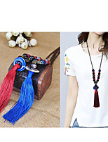 Women's Pendant Necklaces Crown Alloy Handmade Fashion Jewelry For Gift Daily