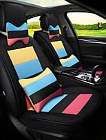 mosaico di lino bandiere arcobaleno sedile auto sedile cuscino sede sedile quattro stagioni generalmente circondato da un cinque sedile