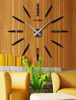 Modern/Contemporary Country Casual Office/Business Others Classic Theme Wall Clock,2